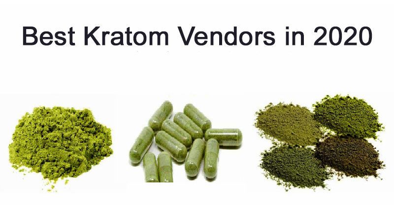 Buying kratom online from the best vendors