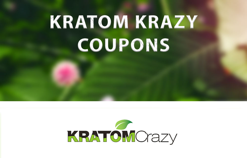 Kratom Crazy Coupon Codes