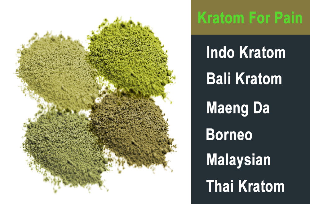 best-kratom-strains-for-pain